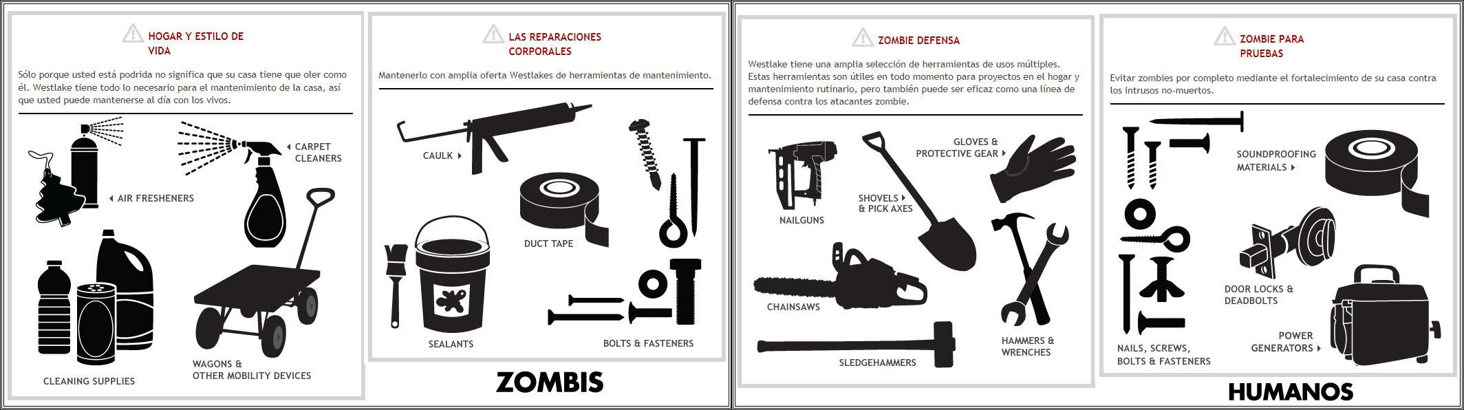Supervivencia zombi apocalipsis zombi