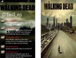 The Walking Dead - Aplicacion