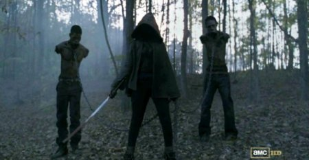Michonne is coming