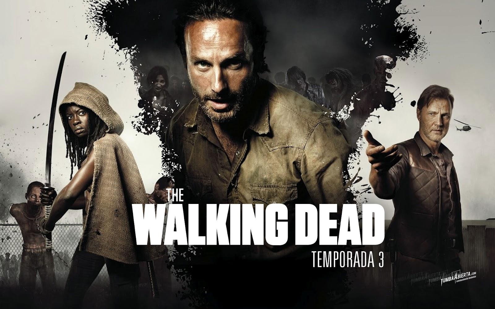 The Walking Dead Folge 3